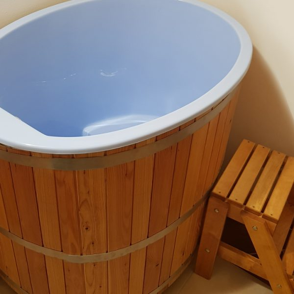 Penzión U Huberta - chladiaca vaňa pri saune