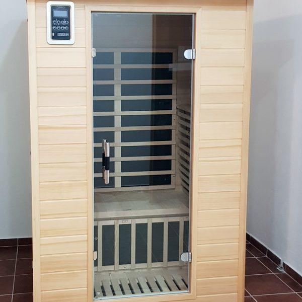 Penzión U Huberta - infra-sauna